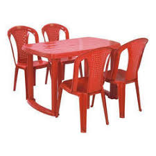Plastic Tables And Chairs Plastic Tables In Ahmedabad Gujarat Plastic Ki Table