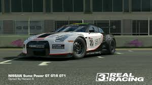 Nissan Skyline 2016 Nissan Sumo Power Gt Gt R Gt1 Real Racing 3 Wiki Fandom