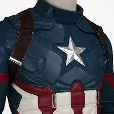 Civil War Halloween Costume Aliexpress Buy Movie Coser Captain America 3 Civil War