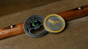 Thechive Challenge Lone Survivor Challenge Coin 2 Pack The Chivery