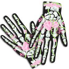 Scary Skeleton Halloween Costume by Bones N U0027 Roses Gloves Halloween Costume U2013 Silverrainstudio Com