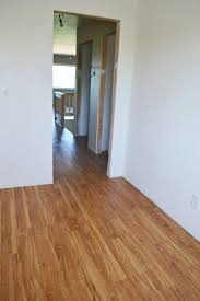 finishing the vinyl plank flooring white woodworking projects