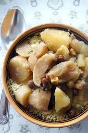 cuisiner des navets blancs couscous blanc aux navets et fèves fraîches coconut
