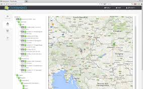 Google Maps Maker User Interface Overmind
