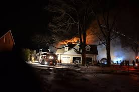 Red Barn Experience Fire Destroys Historic Home On Red Barn Experience Property