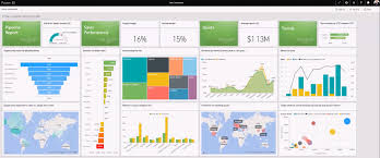Business Intelligence Vision Statement Exles by How To Gain Sales Insight With Power Bi Microsoft Dynamics
