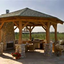 Outdoor Patio Kitchens by 234 Best Outdoor Kitchens Images On Pinterest Outdoor Ideas