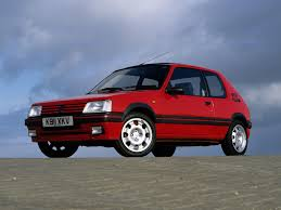 latest peugeot cars 1990 94 peugeot 205 gti bad lil u0027 hatch my car