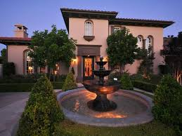 Beautiful Homes In California Italian Style Villa In Calabasas California Extraordinary