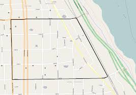 Boystown Chicago Map by North Kenwood District Wikipedia