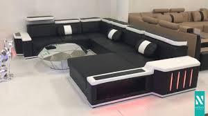 sofa schweiz nativo möbel schweiz designer sofa cesaro mit led