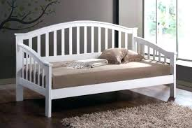 wooden day bed frame unfinished wood daybed frame u2013 sinsa info