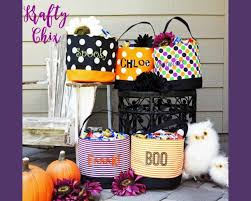 halloween basket 9 99 for personalized halloween bucket or 16 99 for two