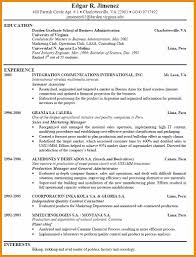 Best Youth Resume by 100 Production Worker Resume Samples 175 Most Expensive And