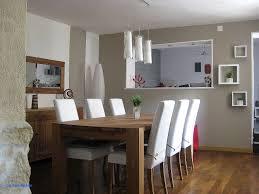 cuisine ouverte sur salle à manger table de cuisine pour meuble blanc ceruse salle a manger best of