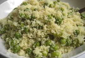 cuisiner un couscous recette couscous au beurre petits pois et ou couscous au beurre 750g