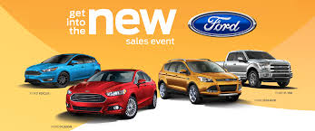 ford cars 2016 ford get into the new sales event at bozard ford of st augustine