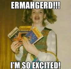 Excited Girl Meme - excited meme huge list of so excited meme