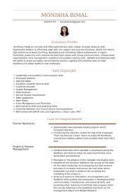 hr assistant resume samples visualcv resume samples database