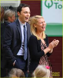 Jim Parsons Home by Claire Danes U0026 Jim Parsons Bring The Laughs While Filming U0027a Kid