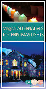 alternatives to outdoor christmas lights magical alternatives to christmas lights my diy projects