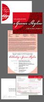 georgia rucker design u2022 invitations and cd packaging