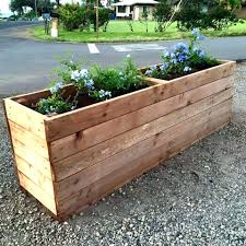 Standing Planter Box Plans by Outdoor Bench Seats With Planter Boxes Outdoor Bench Seat With