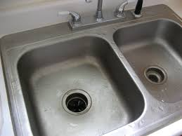 Cleaning Tips How To Polish Your Stainless Steel Sink Somewhere - Stainless steel kitchen sink cleaner