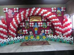 balloon decoration for birthday at home balloon centerpieces ideas birthday best decoration for on kids