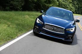 2018 infiniti q50 red sport 400 first drive review automobile