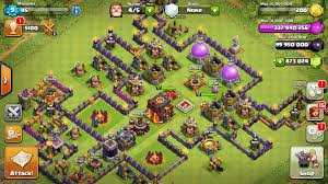 clash of clan mod coc mod apk 2016 th 11 coc sl v4