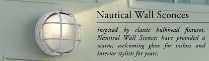 Wall Sconces Indoor Stunning Indoor Nautical Wall Sconce Vaxcel Lighting Wall Sconces