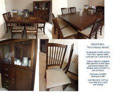 broyhill dining room set broyhill dining furniture sets ebay