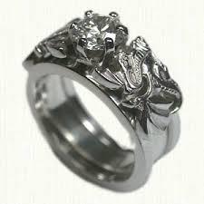 dragon wedding rings images Dragon reverse cradle engagement rings designet international jpg