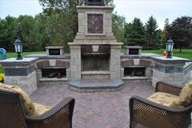 outdoor fireplace pizza oven kits home fireplaces firepits with