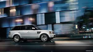 range rover sport silver 2013 range rover sport supercharged in indus silver hd wallpaper 4