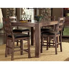 Counter Height Extendable Dining Table A America Mariposa Gathering Counter Height Dining Table Rustic