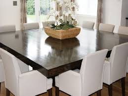 Square Dining Room Tables by Dining Room Table Square Luxury Large Round Black Oak Dining Table