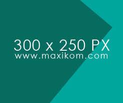 cara membuat x banner dengan publisher beberapa ukuran unit iklan google adsense maxikom template