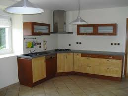 cuisines amenagees modeles modele cuisine amenagee bois idée de modèle de cuisine