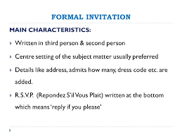 invitations invitations ppt video online download