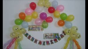 simple birthday decorations for kids party decorations pictures