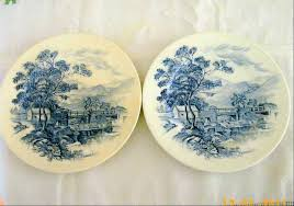 valuing wedgwood plates