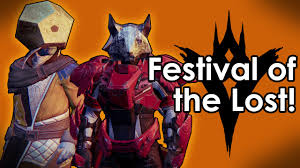 destiny taken king festival of the lost halloween event new