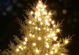 meyers annual tree lighting tahoe south