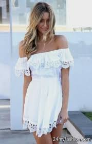 white summer dresses white summer dress 2016 2017 b2b fashion