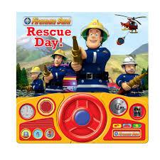 fireman sam rescue book 11 99 hamleys fireman sam