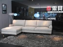 german style streamlined tasteful corner sofa design down feather