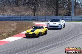 corvette museum race track the 48 hour corvette hits the track at the corvette