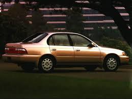 1998 toyota corolla tire size 1996 toyota corolla overview cars com